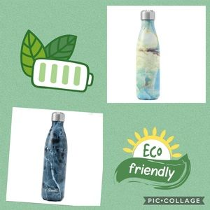 NWOT 2 S'WELL WATER 💦 BOTTLES FOR 1 SHIPPING COST